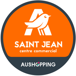 Centre Commercial Aushopping SAINT JEAN